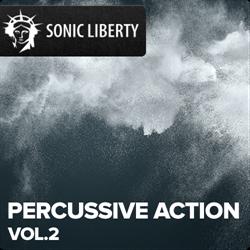 Filmmusik und Musik Percussive Action Vol.2