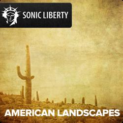 Filmmusik und Musik American Landscapes