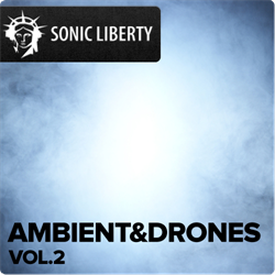Music and film soundtrack Ambient&Drones Vol.2