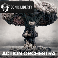 Music and film soundtrack Action Orchestra
