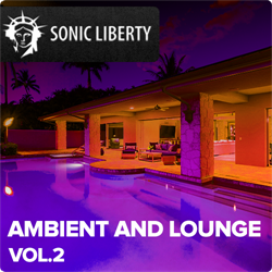 Music and film soundtrack Ambient and Lounge Vol.2