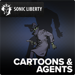 Royalty-free Music Cartoons & Agents