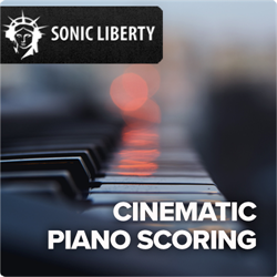 Royalty-free Music Cinematic Piano Scoring