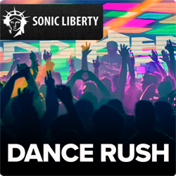 Royalty-free Music Dance Rush