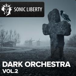 Music and film soundtrack Dark Orchestra Vol.2