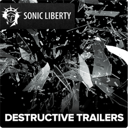 Music and film soundtrack Destructive Trailers