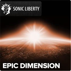 Music and film soundtracks Epic Dimension