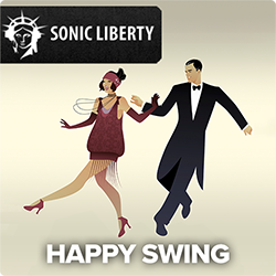 Royalty-free Music Happy Swing