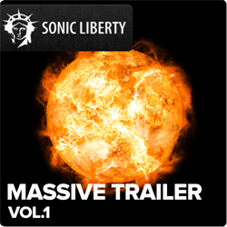 Music and film soundtracks Massive Trailer Vol.1