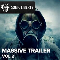 Music and film soundtrack Massive Trailer Vol.2