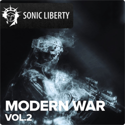 Royalty-free Music Modern War Vol.2