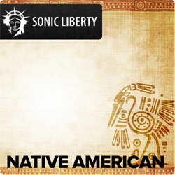 Music and film soundtrack Native American
