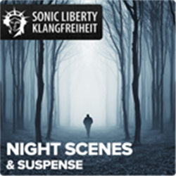 Music and film soundtrack Night Scenes&Suspense