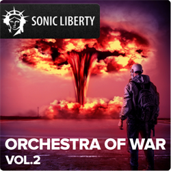 Music and film soundtrack Orchestra of War Vol.2