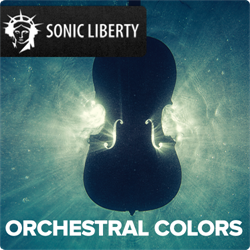 Music and film soundtrack Orchestral Colors