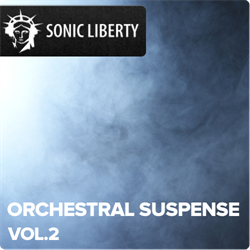 Music and film soundtrack Orchestral Suspense Vol.2