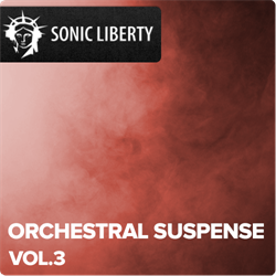 Music and film soundtrack Orchestral Suspense Vol.3