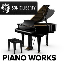 Royalty-free Music Piano Works