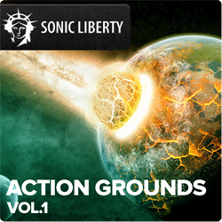 Music and film soundtrack Action Grounds Vol.1