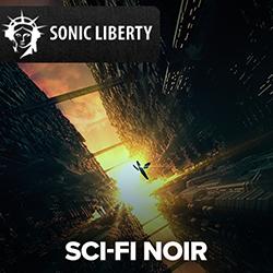 Music and film soundtrack Sci-Fi Noir