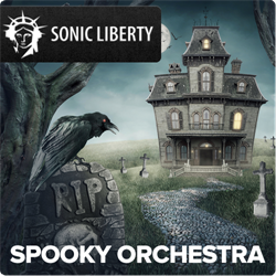 Music and film soundtrack Spooky Orchestra
