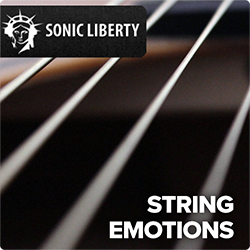 Royalty-free Music String Emotions