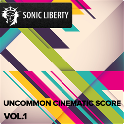 Music and film soundtrack Uncommon Cinematic Score Vol.1