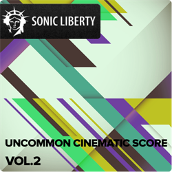 Music and film soundtracks Uncommon Cinematic Score Vol.2