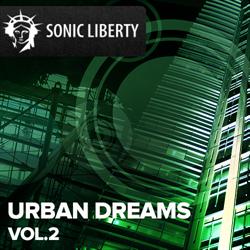 Music and film soundtrack Urban Dreams Vol.2
