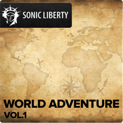 Music and film soundtrack World Adventure Vol.1