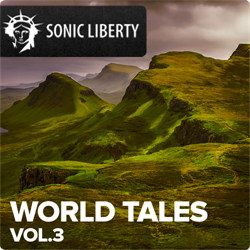 Music and film soundtrack World Tales Vol.3