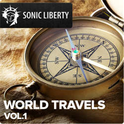 Music and film soundtrack World Travels Vol.1