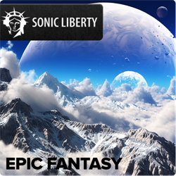 Filmmusik und Musik Epic Fantasy