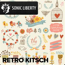 Filmmusik und Musik Retro Kitch