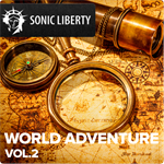 Filmmusik und Musik World Adventure Vol.2