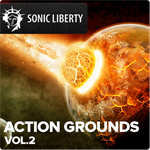 Music and film soundtracks Action Grounds Vol.2
