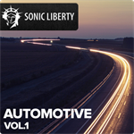Royalty-free stock Music Automotive Vol.1