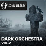 Gema-free stock Music Dark Orchestra Vol.2