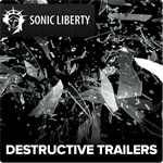 Royalty-free stock Music Destructive Trailers