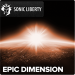 Royalty-free stock Music Epic Dimension