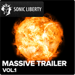 Royalty-free stock Music Massive Trailer Vol.1
