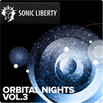 Background music Orbital Nights Vol.3