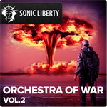 Musicproduction - music track Orchestra of War Vol.2