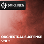 Background music Orchestral Suspense Vol.3