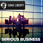 Royalty-free stock Music Serious Business