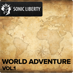 Gema-free stock Music World Adventure Vol.1