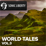 Royalty-free Music World Tales Vol.3