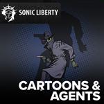 Gemafreie Musik Cartoons & Agents