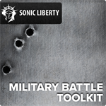 Musikproduktion Military Battle Toolkit