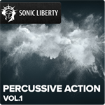 Gemafreie Musik Percussive Action Vol.1